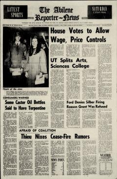Abilene Reporter News, August 01, 1970, Page 2