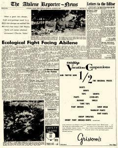 Abilene Reporter News, August 03, 1970, Page 33