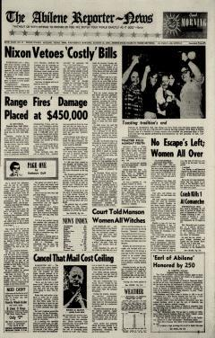 Abilene Reporter News, August 12, 1970, Page 2