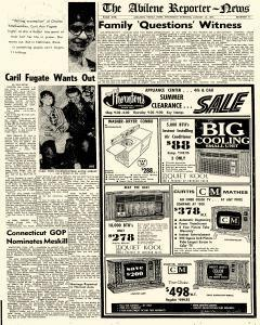 Abilene Reporter News, August 13, 1970, Page 41
