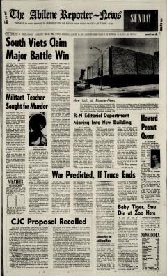 Abilene Reporter News, August 16, 1970, Page 2