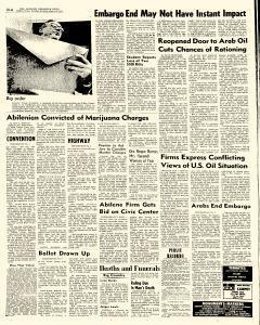Abilene Reporter News, March 19, 1974, Page 141