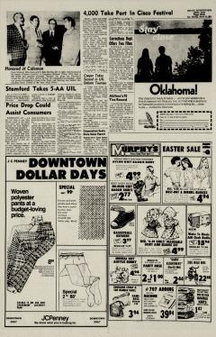 Abilene Reporter News, March 31, 1974, Page 20
