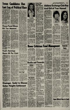 Abilene Reporter News, May 01, 1974, Page 61