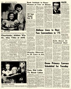 Abilene Reporter News, May 07, 1974, Page 19