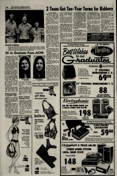 Abilene Reporter News, May 18, 1974, Page 44