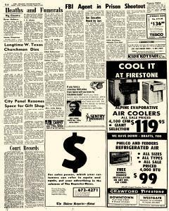 Abilene Reporter News, August 06, 1974, Page 15