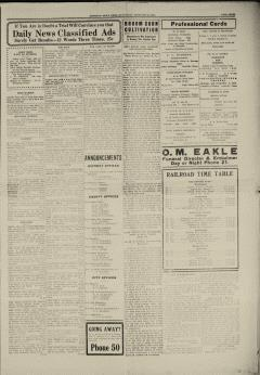 Amarillo Daily News, February 21, 1912, Page 7