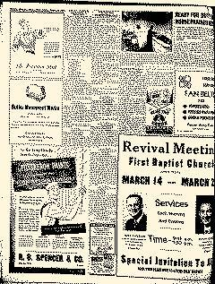 Anson Western Observer, March 12, 1948, Page 6