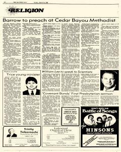 Baytown Sun, March 24, 1985, Page 26
