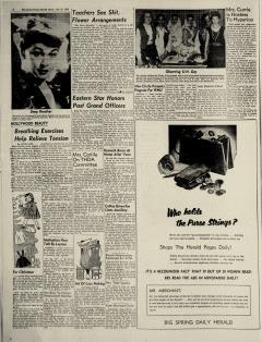 Big Spring Daily Herald, October 21, 1954, Page 12