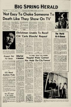 Big Spring Herald, July 09, 1974, Page 2
