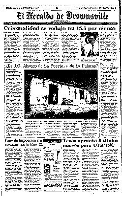 Brownsville the Herald, January 20, 1996, Page 25