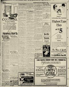 Brownwood Bulletin, February 08, 1926, Page 11