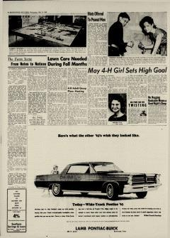 Brownwood Bulletin, October 03, 1962, Page 16