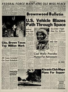 Brownwood Bulletin, October 03, 1962, Page 2