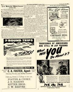 Carthage Panola Watchman, November 30, 1944, Page 4