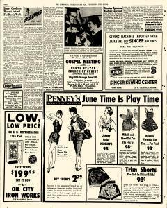 Corsicana Daily Sun, June 09, 1954, Page 2