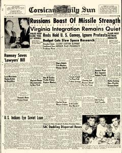 Corsicana Daily Sun, February 03, 1959, Page 1