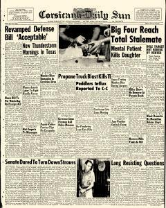 Corsicana Daily Sun, June 02, 1959, Page 1