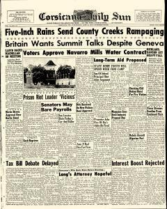 Corsicana Daily Sun, June 24, 1959, Page 1