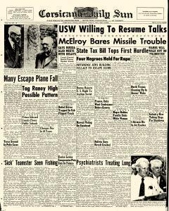 Corsicana Daily Sun, June 27, 1959, Page 1