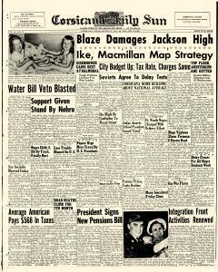 Corsicana Daily Sun, August 29, 1959, Page 1