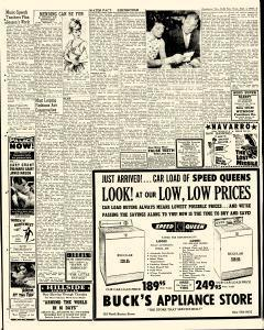 Corsicana Daily Sun, September 01, 1959, Page 5