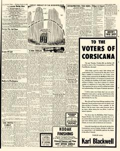 Corsicana Daily Sun, October 05, 1959, Page 12
