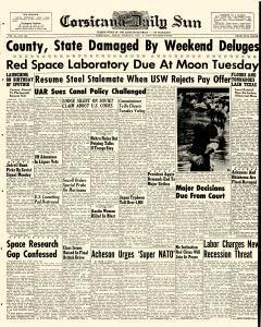 Corsicana Daily Sun, October 05, 1959, Page 1