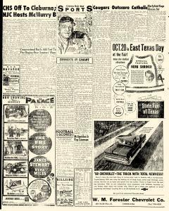 Corsicana Daily Sun, October 16, 1959, Page 6