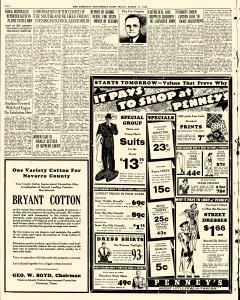 Corsicana Semi Weekly Light, March 11, 1938, Page 2