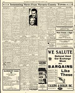 Corsicana Semi Weekly Light, March 11, 1938, Page 4