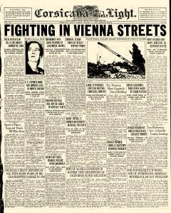 Corsicana Semi Weekly Light, March 11, 1938, Page 1
