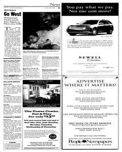 West Plano People, July 29, 2005, Page 3