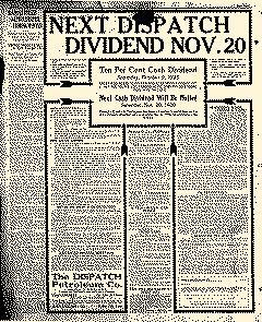 Texas Oil Ledger, October 30, 1920, Page 1