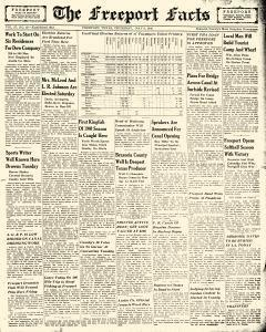 Freeport Facts, May 09, 1940, Page 1