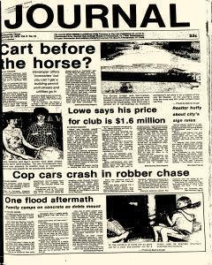 Friendswood Journal, September 20, 1979, Page 1