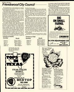 Friendswood Journal, May 05, 1982, Page 4