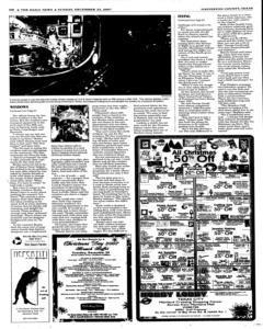Galveston County Daily News, December 23, 2007, Page 1