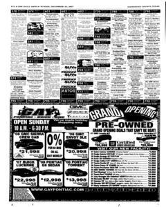 Galveston County Daily News, December 23, 2007, Page 7