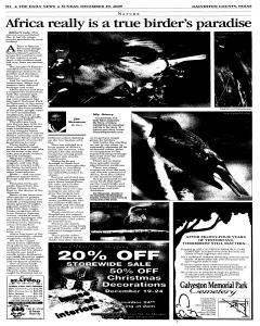 Galveston County Daily News, December 20, 2009, Page 28