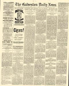 Galveston Daily News, February 28, 1887, Page 2