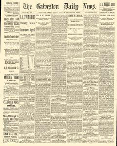 Galveston Daily News, July 26, 1891, Page 2