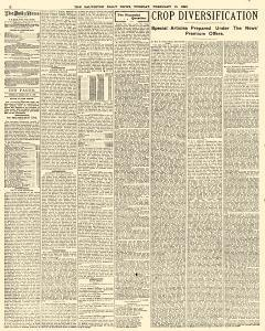 Galveston Daily News, February 15, 1898, Page 6