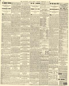Galveston Daily News, February 15, 1898, Page 8