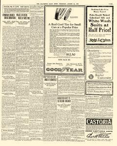 Galveston Daily News, August 24, 1922, Page 3