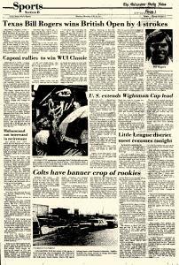 Galveston Daily News, July 20, 1981, Page 11