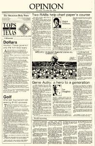 Galveston Daily News, October 28, 1990, Page 25