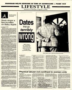 Galveston Daily News, August 02, 1992, Page 35